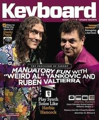 Keyboard Mag Dec 2015 - Ruben & Al